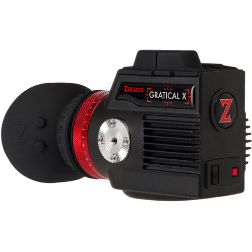 Zacuto Gratical X OLED viewfinder to rent in Algarve, Portugal