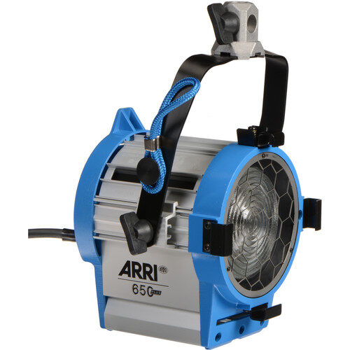 Arri Tungsten lights to rent for film productions in Algarve, Portugal