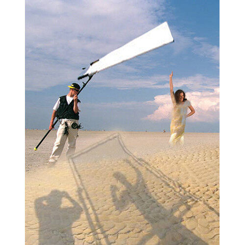 Portable light diffusers for photo, video and film production in Algarve, Portugal