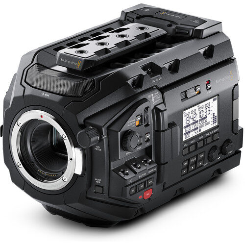Blackmagic 4K Cinema camera to rent in Algarve, Portugal for film production