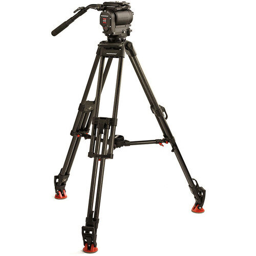 OConnor C1030DS-30L-M - 1030DS Head & 30L Tripod with Mid Level Spreader in Algarve Portugal