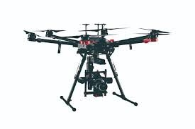 M600 Drone with MX Gimbal for aerial video and film productions in Algarve, Portugal to rent