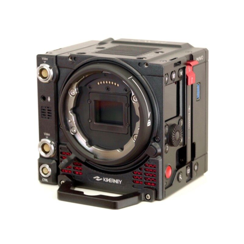 Kinefinity MAVO to rent in Algarve or Andalusia, Portugal or Spain