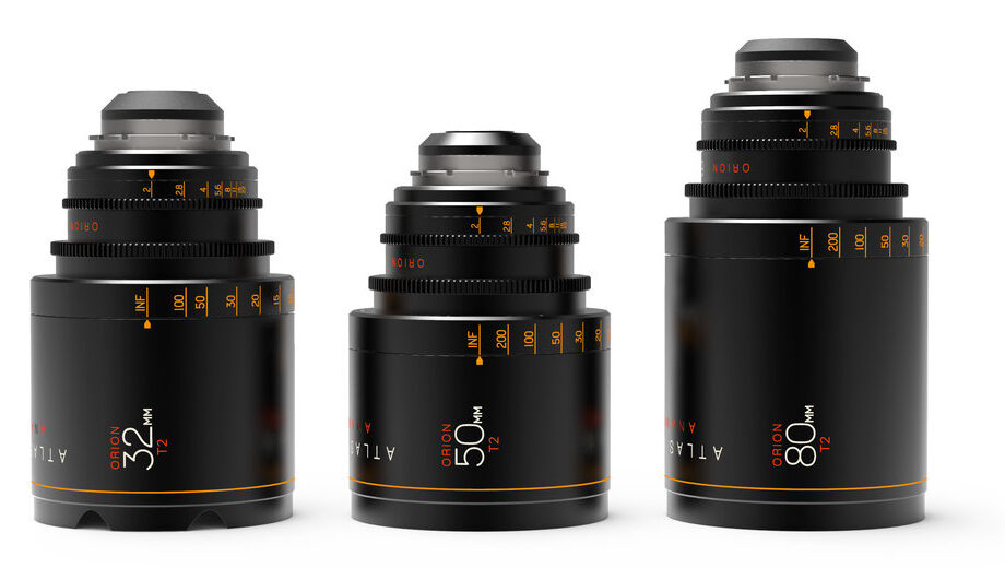 Anamorphic lenses to rent in Algarve